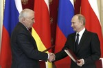 Phương Tây: Nga đang chuẩn bị sáp nhập Nam Ossetia
