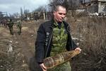 Chỉ huy ly khai Ukraine: Nhờ Nga mới giành được Debaltseve