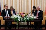 Thủ tướng Nga: Không thể bỏ qua cơ hội thăm thành phố Hồ Chí Minh dịp này