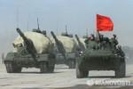 Video: T-90, S-400 diễn tập diễu binh Ngày 9/5