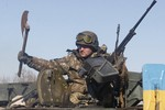 Ukraine lo ngại binh sĩ có thể đào ngũ ồ ạt nếu bùng nổ xung đột lớn