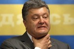Poroshenko từng suýt bị ám sát trong ngày nhậm chức