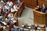 Dư luận Ukriane không tin bài phát biểu của ông Poroshenko tại Quốc hội