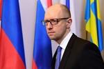 Yatsenyuk giục phương Tây đoàn kết hỗ trợ Ukraine lấy lại lãnh thổ