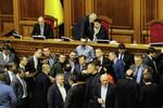 """Nghị sĩ Ukraine đề nghị cấm sử dụng từ """"Rusia"""" và """"Rus"""""""