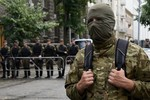 Báo Đức: Right Sector đang diễn tập nổi loạn chống lại Kiev