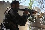 Quân nổi dậy Syria được Mỹ huấn luyện tan tác sau trận đánh đầu tiên