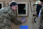 Quân đội Ukraine chê xe Humvee do Mỹ tài trợ kém chất lượng
