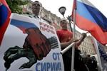 Chuyên gia Nga nói gì về nguy cơ đụng độ với Mỹ ở Syria?