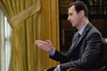 Tổng thống Syria cáo buộc Mỹ, Ả Rập Saudi nuôi dưỡng khủng bố IS