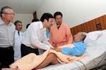 Chủ tịch nước thăm Bệnh viện Đại Học Y dược Hoàng Anh Gia Lai