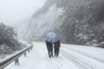Miền Bắc tiếp tục rét đậm, có thể có tuyết rơi
