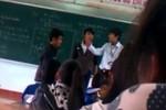 """Vụ thầy trò đánh nhau giữa lớp: """"Giáo viên quá sai rồi!"""""""