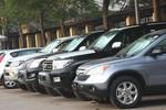 Năm 2014, cơ quan nhà nước dừng mua sắm xe công