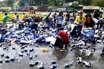 Vụ 'hôi bia' ở Đồng Nai: Đề nghị truy tố hai bị can