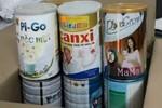 Phát hiện sữa bột rởm từ Trung Quốc gắn mác cao cấp nhập ngoại