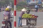 Nho, cam giá siêu rẻ ngập tràn Hà Nội có phải là hàng Trung Quốc?