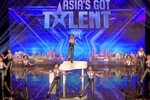 Phát sóng Asia's Got Talent không phép, VTV bị phạt 50 triệu đồng