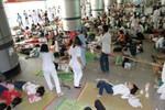 Hơn 400 công nhân nằm la liệt tại bệnh viện,nghi do ngộ độc nước uống