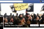 Bộ Công an xác định 3 thành viên IS giả mạo trên mạng xã hội là học sinh