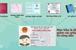 Toàn bộ thông tin về cấp thẻ Căn cước công dân từ ngày 1/1/2016