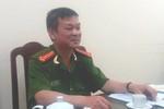 """Trung úy Nguyễn Văn Bắc """"chối"""" hành vi nhổ nước bọt vào mặt dân"""