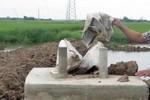 """Kết luận chính thức vụ """"móng cột điện làm bằng bê tông trộn đất"""""""