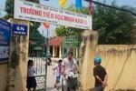 Kiểm điểm Hiệu trưởng Trường tiểu học Minh Khai 2, yêu cầu trả lại tiền thu sai