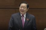 Bộ trưởng Nội vụ nói xử lý nghiêm ông Vũ Huy Hoàng để cảnh báo cán bộ