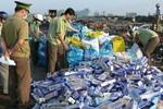 Lập 5 Đoàn kiểm tra công tác phòng, chống buôn lậu