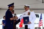 Hoa Kỳ bàn giao Tàu tuần duyên trọng tải cao cho Cảnh sát biển Việt Nam
