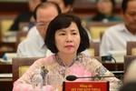 Đề nghị Thủ tướng miễn nhiệm chức danh Thứ trưởng của bà Hồ Thị Kim Thoa