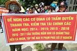 Lãnh đạo huyện Quảng Xương: Tôi rất buồn