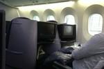 Trải  nghiệm vé VIP trên siêu máy bay 787 Dreamliner