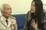 Clip Đại tướng Võ Nguyên Giáp lặng nghe Hồ Quỳnh Hương hát về Bác Hồ