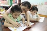 Cho trẻ học trước chương trình lớp 1, lợi một ít, hại lâu dài