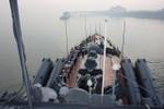 Ảnh mới nhất về tuần dương hạm hạng nặng của Hạm đội Biển Bắc