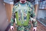 Khiên chống đạn đặc biệt hiệu quả dành cho lực lượng vũ trang Nga