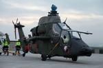 Đức đưa chiếc trực thăng vũ trang  UH-Tiger đầu tiên tới Afghanistan