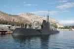 Tổng tham mưu trưởng quân đội Hy Lạp thăm tàu ngầm Papanikolis