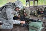 Lính Đức, Mỹ luyện bắn súng trường tấn công M16