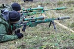 Ngắm dàn súng bắn tỉa hiện đại nhất của quân đội, cảnh sát Nga