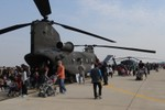 Quân đội Mỹ - Hàn phô diễn sức mạnh tại căn cứ không quân Osan