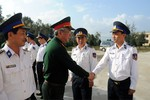 Thượng tướng Nguyễn Chí Vịnh: Vùng Cảnh sát biển 2 có nhiệm vụ nặng nề