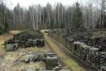 Nga bắt đầu xử lý các đạn pháo hóa học