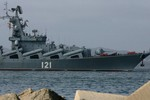 Hải quân Nga bắt đầu thành lập lực lượng thường trực ở Địa Trung Hải