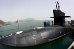 Đài Loan lập kế hoạch xây dựng hạm đội tàu ngầm