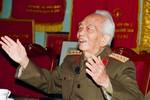 Báo Quân đội Nhân Dân Việt Nam: Đại tướng Võ  Nguyên Giáp từ trần
