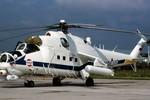 Iraq đã nhận 4 trực thăng đa năng  Mi-35 đầu tiên từ Nga