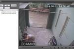 Camera an ninh: Nữ đạo chích thản nhiên trộm xe như chốn không người